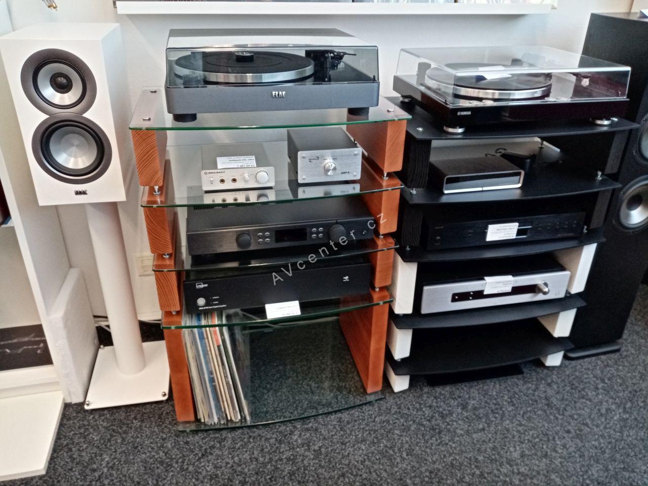 Custom Design Vinyl Storage