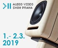 Av show Praha 2019